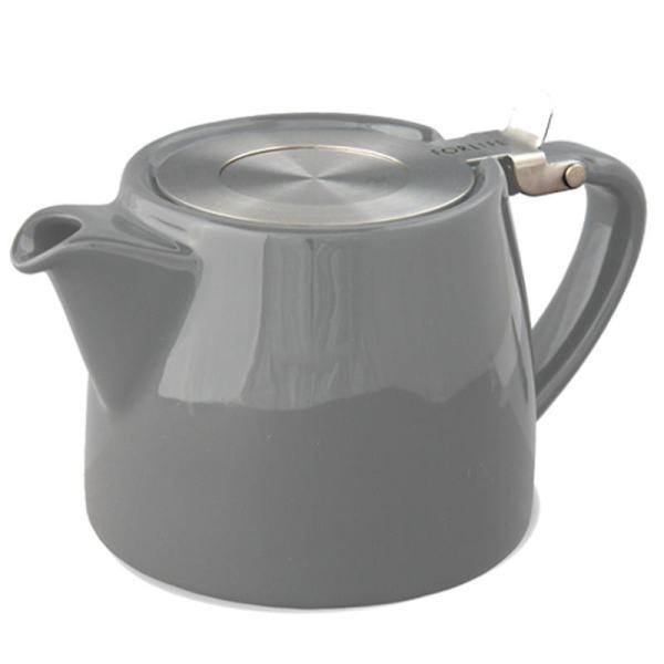Teekann sõelaga (hall) 400ml