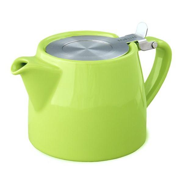 Teekann sõelaga (roheline) 400ml
