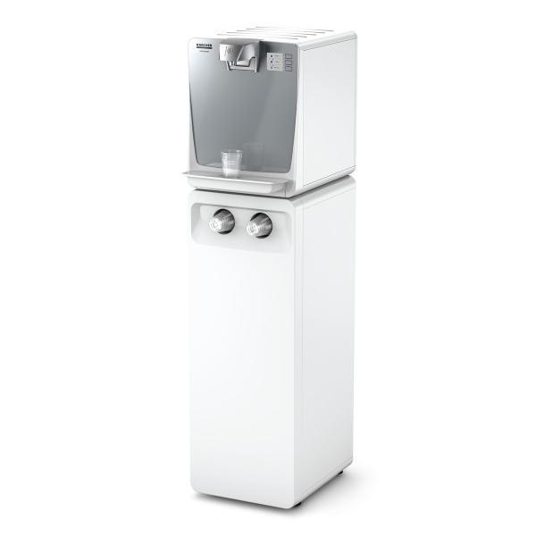 Vaaeutomaat Kärcher WPD 200 Basic valge aluskapiga