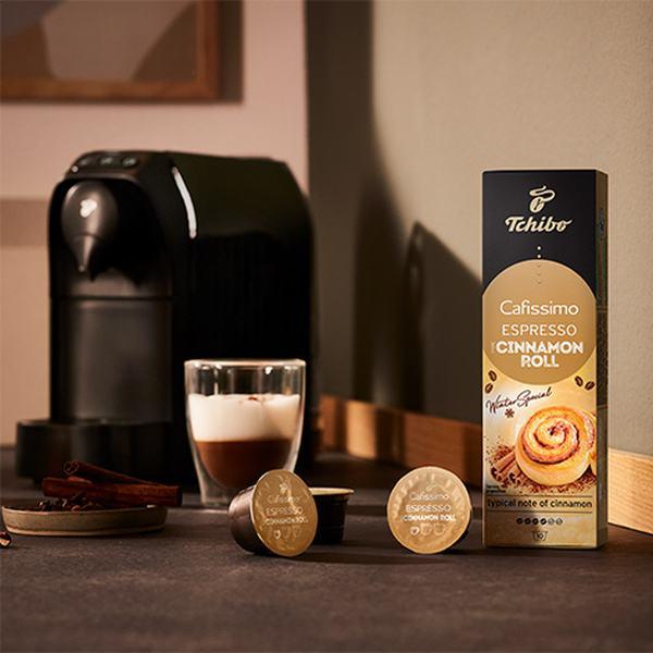 Kohvikapslid TCHIBO Cafissimo Cinnamon 5