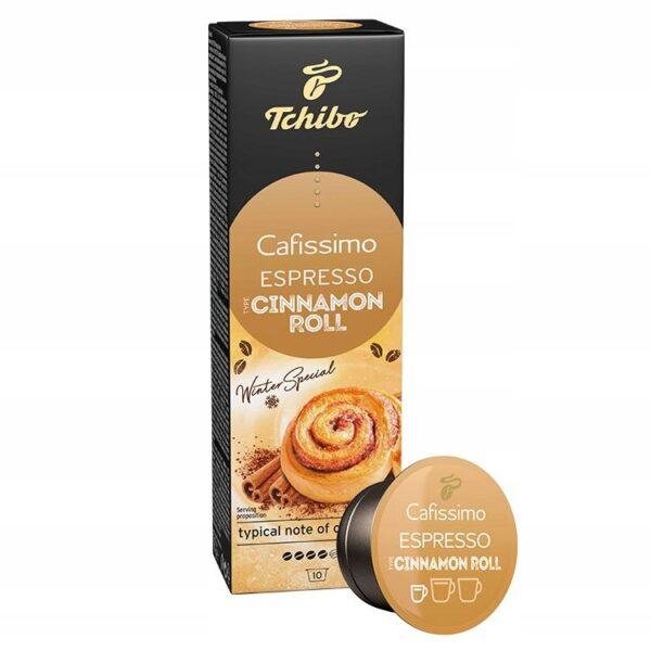 Kohvikapslid TCHIBO Cafissimo Espresso Cinnamon