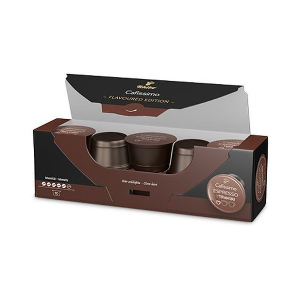 Kohvikapslid TCHIBO Cafissimo Espresso Tiramisu 3