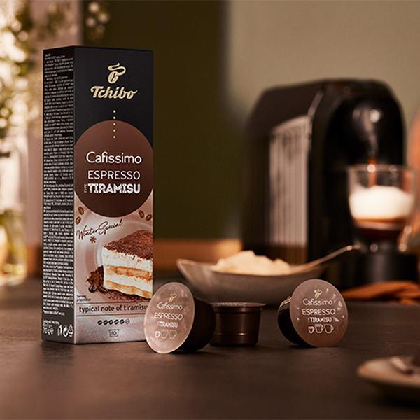 Kohvikapslid TCHIBO Cafissimo Espresso Tiramisu 4