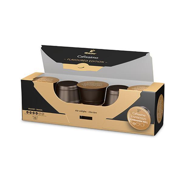 Kohvikasplid TCHIBO Cafissimo Espresso Cinnamon 3