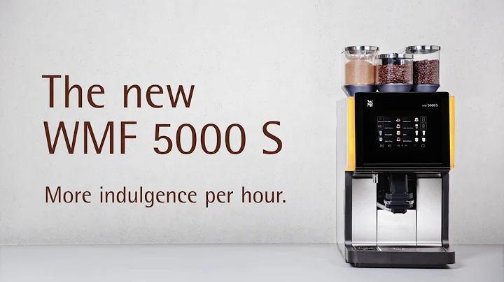 WMF 5000S+ Easy Milk 1