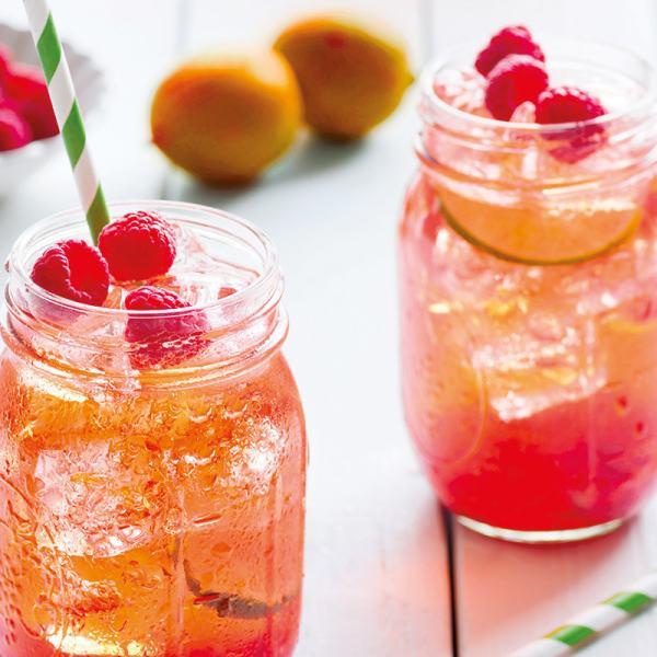 Jäätee PURE puuviljadega 2