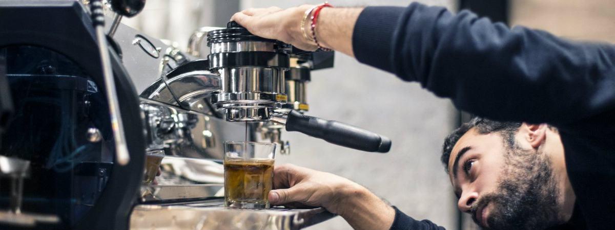 Kohvimasina remont