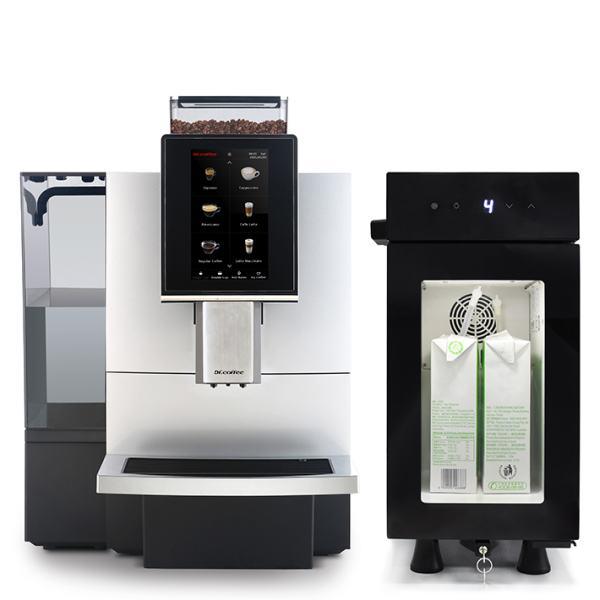 Kohvimasin piimakülmikuga Dr-Coffee-F12
