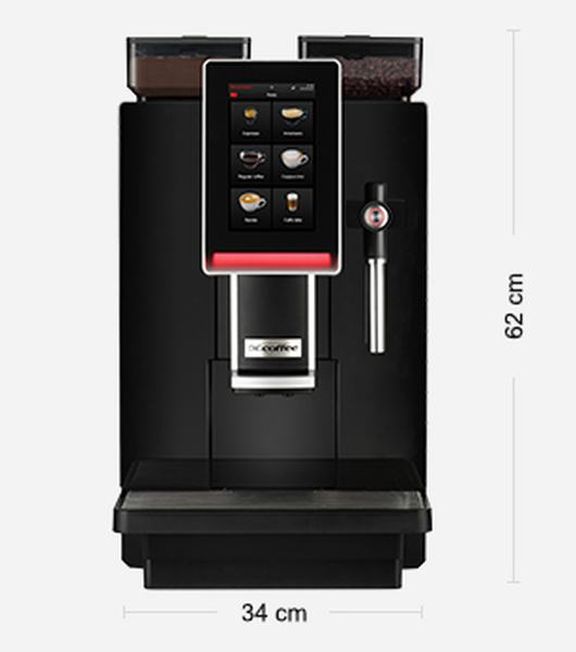 Kohvimasin Dr.Coffee Minibar S1 / kohviuba + kakao 2