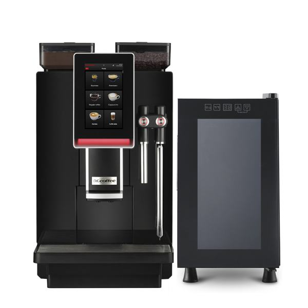 Kohvimasin Dr.Coffee-Minibar-S1 külmikuga