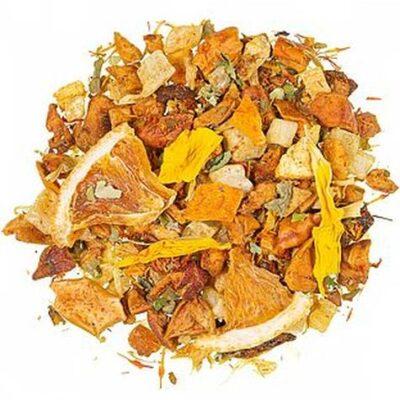 Mango-Ananass-Moringa tee