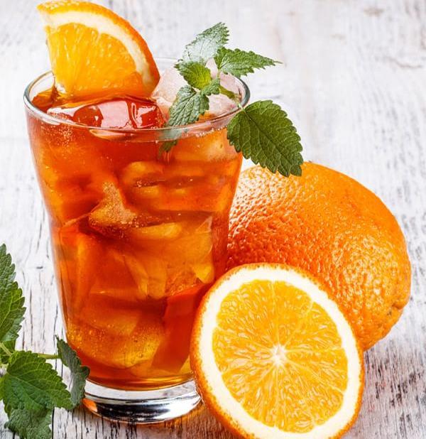 Apelsini suvejook jääga - Päikesekohv OÜ