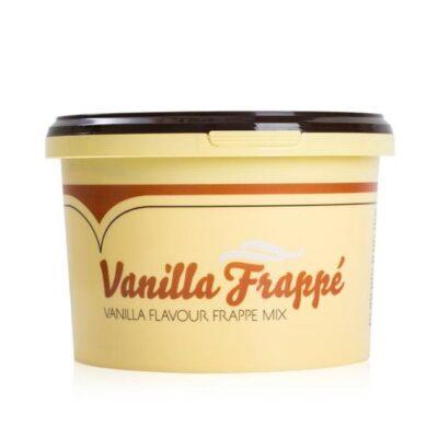 Vanilje Frappe pulber 2kg