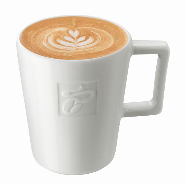 Kohvikruus - cafe latte tass TCHIBO 520ml