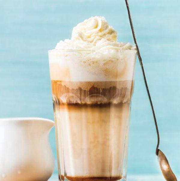 Pähkli Cafe Latte - Päikesekohv OÜ