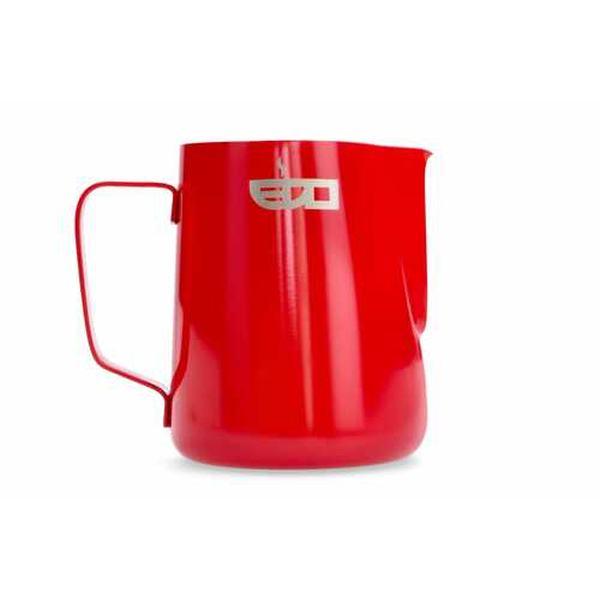 Piimakann punane roostevaba - Kohvimasinad.ee