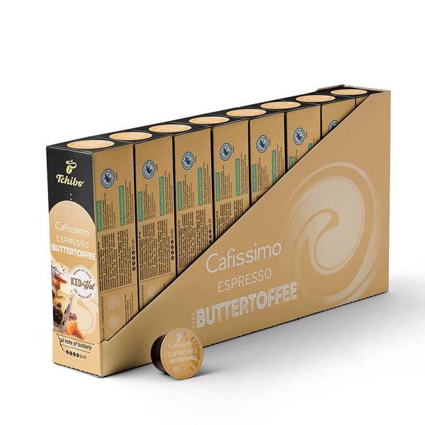 Kohvikapslid Cafissimo Espresso Buttertoffee 8 x 10tk - Kohvimasinad.ee