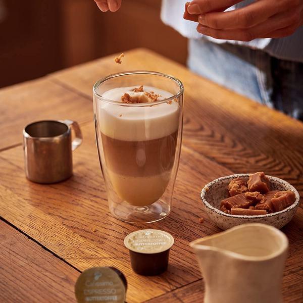 Kohvikapslid Cafissimo Espresso Buttertoffee piimaga - Kohvimasinad.ee