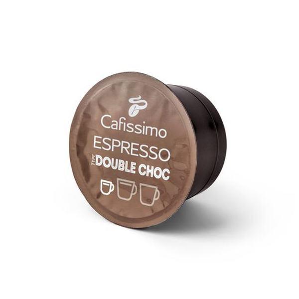 Kohvikapslid Cafissimo espresso Double Choc 10tk - Päikesekohv OÜ