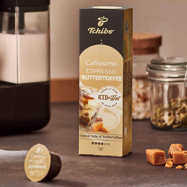 Kohvikapslid Cafissimo Espresso Buttertoffee image - Päikesekohv.OÜ