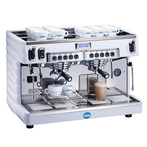 Espressomasin CARIMALI Bubble 2GR High 2