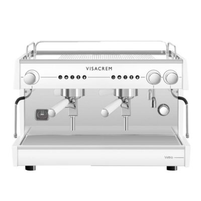 Espressomasin VISACREM Vetro Tall Withe 2GR – kõrge mudel